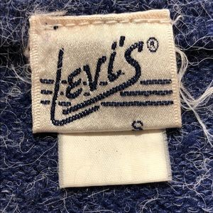 Sweaters - Vintage Levis sweater